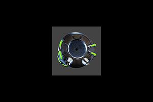Venom Headphones Blue