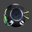 Venom Headphones | Violet