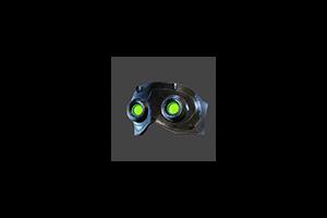 Venom Goggles Dark Green