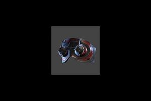 Venom Goggles Down Red