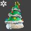 Christmas | Tree Hat | Green