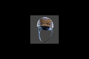 Rebel Helmet Tan