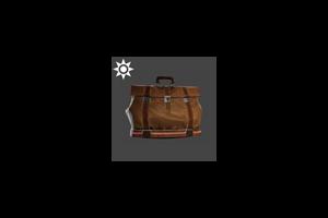 Steampunk Medical Bag Leather