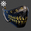 Steampunk | Mandible Mask | Precious