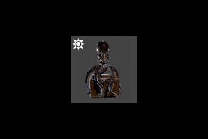Steampunk Octopus Backpack Brass