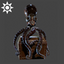 Steampunk | Octopus Backpack | Brass