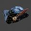 Space Pirate   Tricorn Hat   Precious
