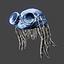 Space Pirate | Goggle Dreads | Skull