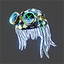 Space Pirate | Goggle Dreads | Gold and Silver