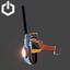 Small Earpiece | Orange