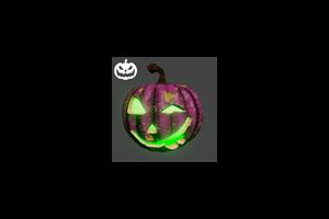 Jack O Lantern Halloween Winky