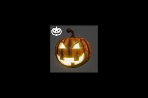 Jack O Lantern Halloween Sneaky