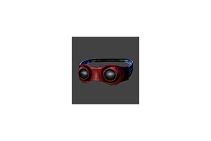 Psycho Goggles Red