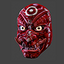 Kobuto Mask | Red