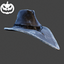 Halloween | Biohazard Hat | Black