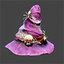 Halloween | Sorceress Hat | Purple