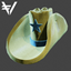 Foam Cowboy Hat | Vault | Yellow