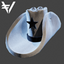 Foam Cowboy Hat | Vault | White