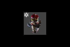 Christmas Fleshpound Head Classic