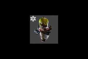 Christmas Fleshpound Head Copycat