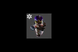 Christmas Fleshpound Head Warui