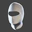 GS9 Mask | White