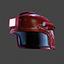 Deepstrike Helmet | Red