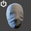 Cyber Rave   Headmask   Blank