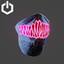 Cyber Rave | Facemask | Teeth