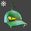 Christmas | Monster Cap | Green