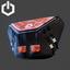 Messenger Backpack | Red