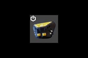 Messenger Backpack Yellow