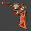 500 Magnum Revolver | Dragon & Koi | Precious
