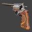 500 Magnum Revolver | Steampunk | Battle-Scarred