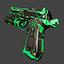 9MM | Horzine Elite Green | Mint