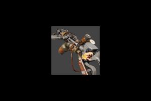Flamethrower Dragonfire Battle Scarred