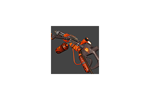 Flamethrower Halloween Mint