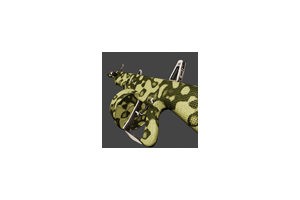 Aa12 Snakeskin Mint