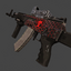 AK12 | Cyberbone | Mint