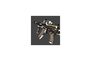 Ak12 Horzine Elite White Battle Scarred