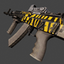 AK12 | Tiger | Field-Tested