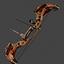 Compound Bow   Sticker Striker   Precious