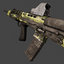 L85A2 | Woodland | Battle-Scarred