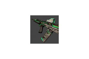 L85a2 Horzine Elite Green Battle Scarred