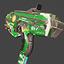 HMTech-201 SMG | Elite Unit Green | Battle-Scarred