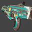 HMTech-301 Shotgun | Elite Unit | Battle-Scarred