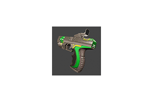 Hmtech 101 Pistol Elite Unit Green Mint