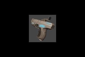 Hmtech 101 Pistol Carbon Fiber Mint