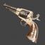 1858 Revolver | Heirloom | Battle-Scarred