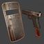 Riot Shield and G18   VIGIL   Precious